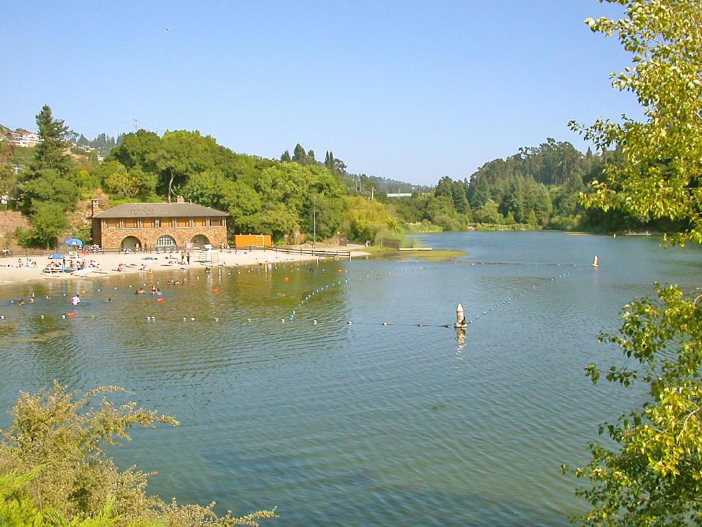 Lake temescal for Lake temescal fishing