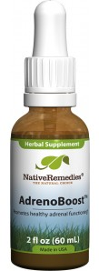 Herbal supplement to help maintain systemic balance in the endocrine system and provides support in issues related to adrenal fatigue