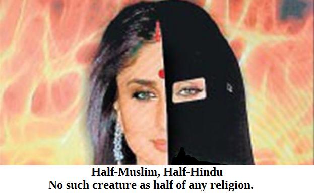 half muslim