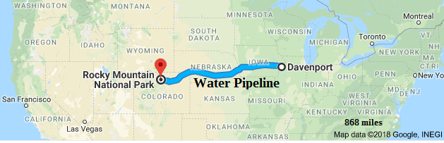 Water Pipeline of America