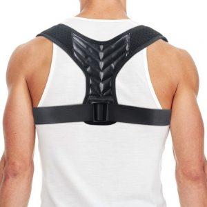 New Medical Clavicle Back Support Shoulder Posture Corrector Man Corset Back Belt