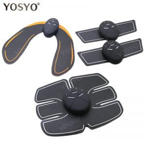 EMS Hip Trainer Muscle Stimulator ABS Fitness Buttocks Butt Lifting Buttock Toner Trainer Slimming Massager Unisex 1