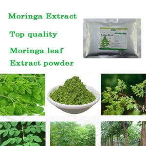 300g,Natural& High quality Moringa leaf Extract powder Increases the body s immune system
