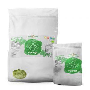 MORINGA ECO powder: (200g) Doypack 1