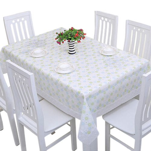Green Wintersweet Tablecloths Rectangular Tablecloth 43 x 59-Inch Euro Style