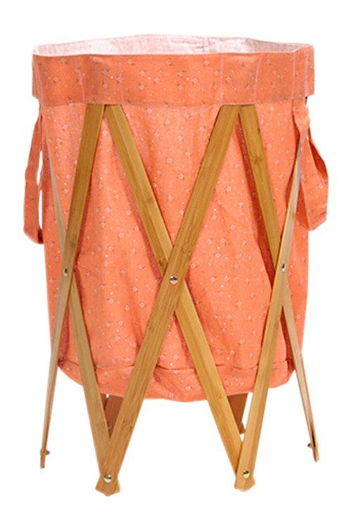 Floret-Laundry Basket Folding Creative Hamper Large Storage Organizer BLH#25
