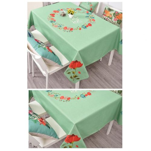 """""""Ships from Hong Kong. These tablecloths are perfect for picnics"""