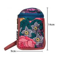 Colorful Coin Purse Creative Wallet Canvas Bag Storage Holder For Accessories-PS-OFF490841011-SUE00675