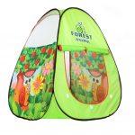 Kids Outdoor Indoor Fun Play Big Tent Playhouse Happy Snails-KE-TOY2528622011-GLORIA00560