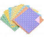 DIY Square Paper Crafts Colorful Folding Paper Kits Kids Crafts,90Pcs,15CM-PS-TOY166064011-JESSICA01120