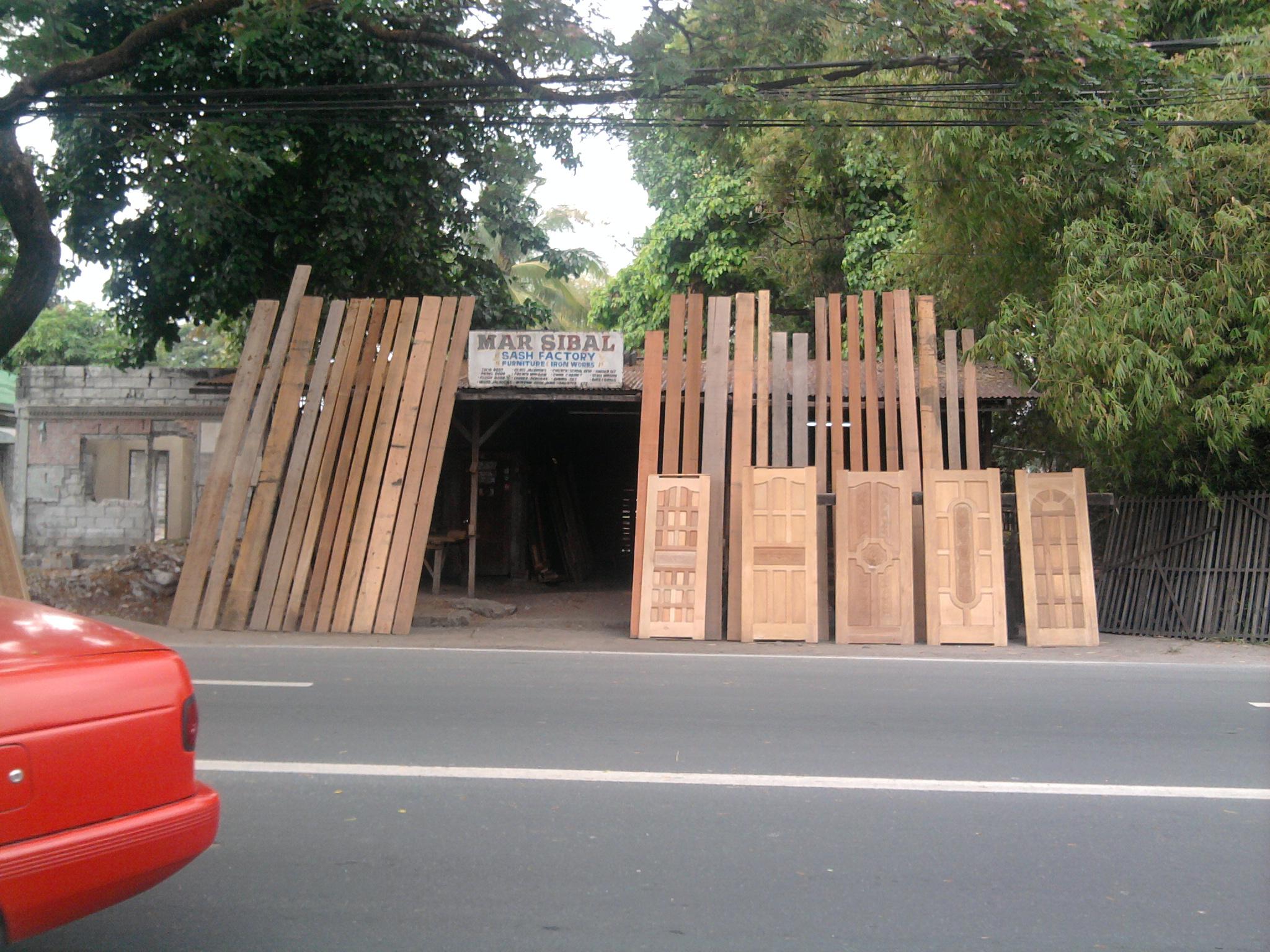 File Mar Sibal Sash Factory Mc Arthur Hwy Dau Mabalacat Pampanga Jpg Philippines