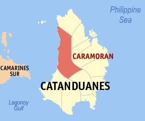 Ph locator catanduanes caramoran.png