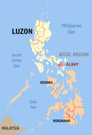 Albay map.png