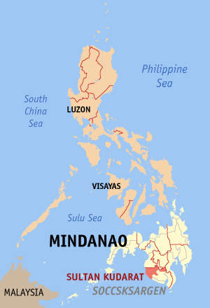 Sultan kudarat philippines map locator.png