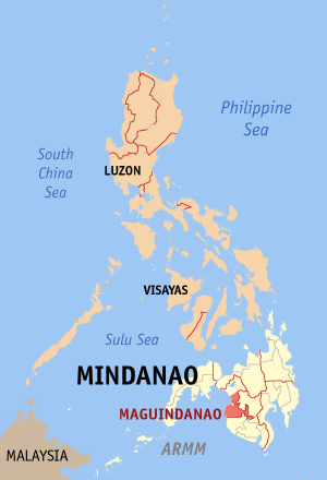 Maguindanao philippines map locator.png