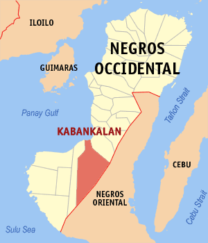 Kabankalan negros occidental map locator.png