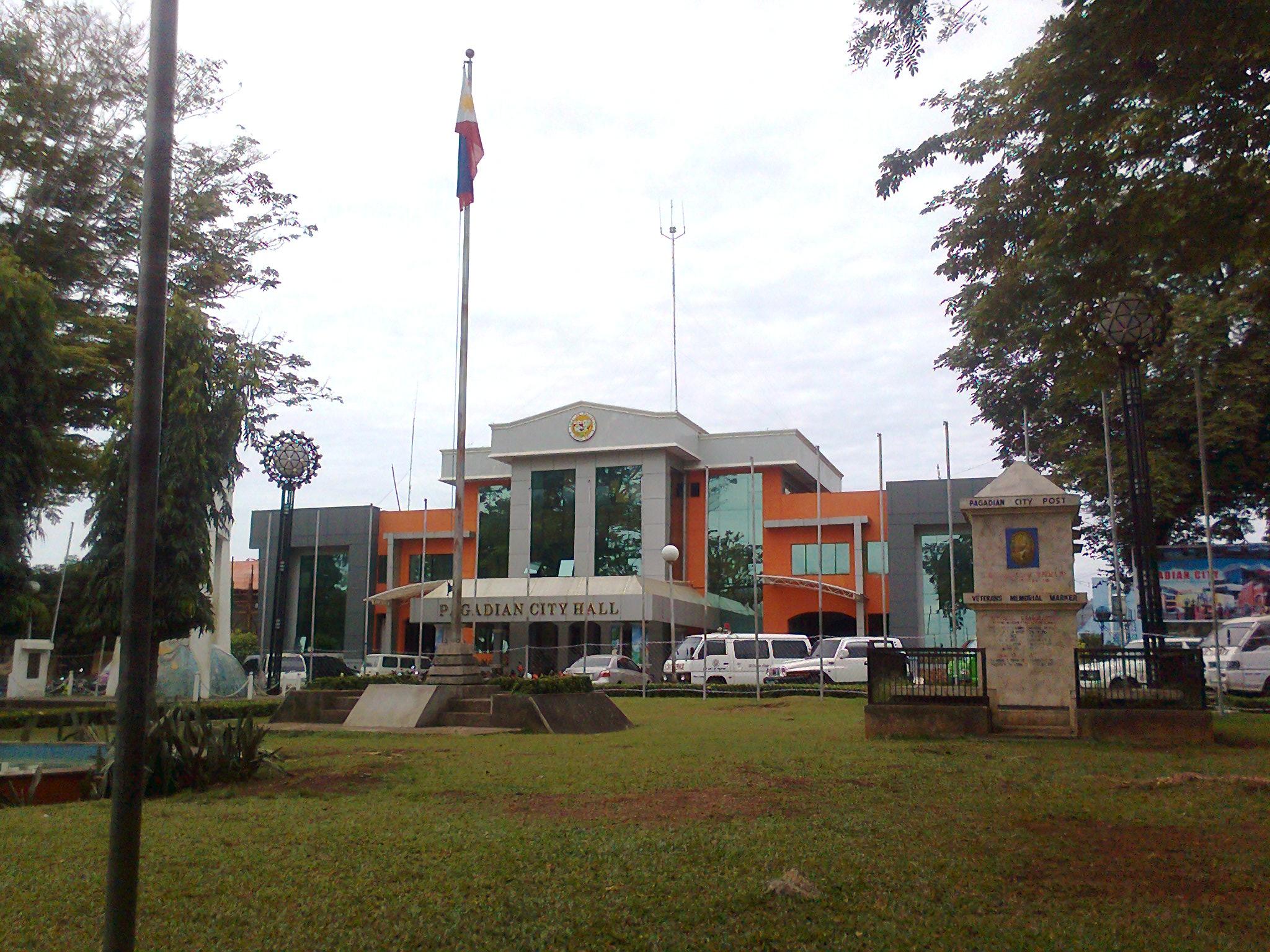 File:Pagadian City Hall in gatas pagadian city zamboanga