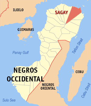 Sagay negros occidental map locator.png