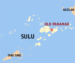 Ph locator sulu old panamao.png