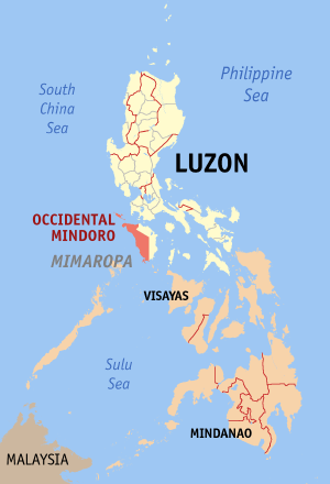 Occidental mindoro philippines map locator.png