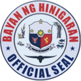 Hinigaran Negros Occidental Seal.png