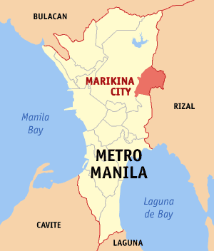 Marikina city map locator.png