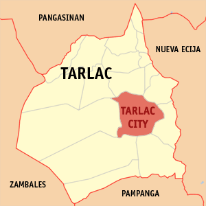 Ph locator tarlac city tarlac.png