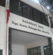 Acacia barangay hall buhangin district davao city.jpg