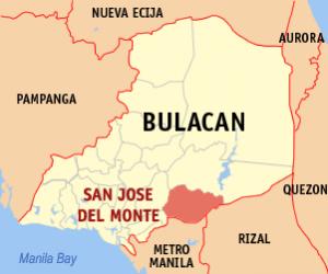 San Manuel San Jose del Monte City Bulacan Philippines