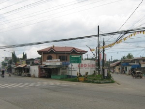 Guiwan Zamboanga City Fork on Road.jpg