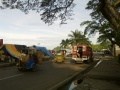 R.T. Lim Blvd. - Cawa Cawa Blvd. Turned into a Tent refugee area, Sto. Niño Zamboanga City Philippines 3.jpg