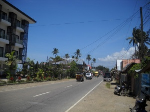 View of Bagacay towards Calbayog Proper.JPG
