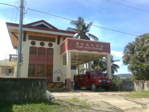 Fire station of boalan zamboanga city.jpg