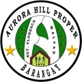 Seal of Aurora Hill Proper, Baguio City.jpg