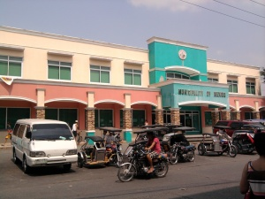 Municipal Building Of Parian, Mexico, Pampanga.jpg