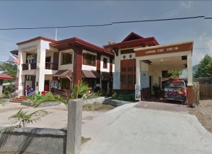 Labuan fire station next to barangay hall.PNG