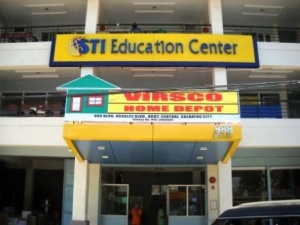 Home Depot and STI Education Center - Calbayog City.JPG
