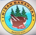 Seal of Irisan, Baguio City.jpg