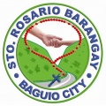 Seal of Santo Rosario, Baguio City.jpg