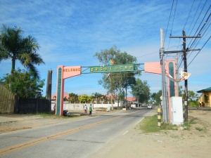 Welcome to Lucap Alaminos City.JPG