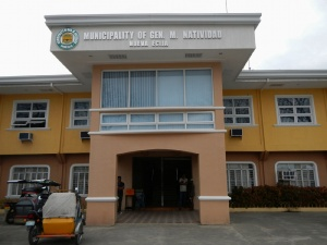 General Mamerto Natividad, Nueva Ecija Municipality Hall.JPG