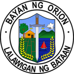 Orion Bataan seal logo.png