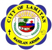 Seal of lamitan city.jpg