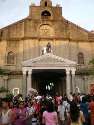 San Roque Cathedral, Caloocan City 01.jpg