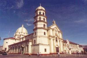 San sebastian cathedral lipa city.jpg