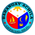 Official Seal of Barangay Achila, Ubay, Bohol, Philippines.png