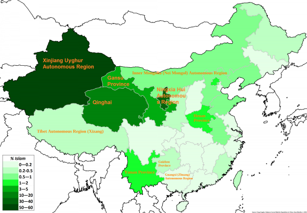 Islam in China 2010.png