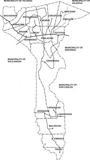 Payad Pangantucan Bukidnon Philippines Philippines