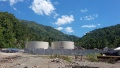 Water tanks being constructed in Anuling, Pamucutan, Zamboanga City to provide water for zamboanga's west coast.jpg
