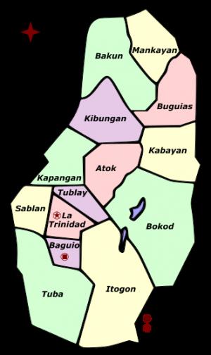 Brookspoint Baguio City Benguet Philippines  Universal Stewardship